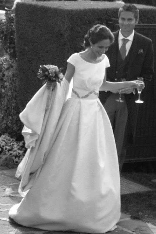 vestidos de novia carmen maza y ana rojas | hortensias azules