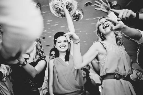 volvoreta bodas fiesta