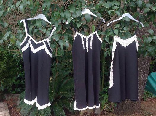 Miss Camisones en negro